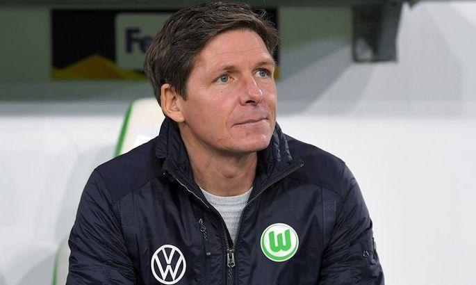 Тренер Вольфсбургу: Ми поважаємо і добре розбираємося в українському футболі