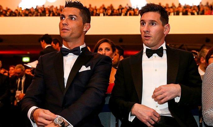Месси занял 4-е место в голосовании за лучшего игрока сезона УЕФА, Роналду - 10-е