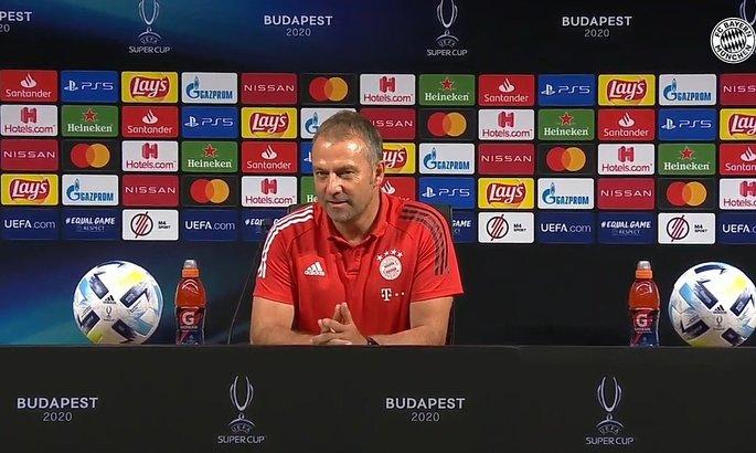 Ханси Флик: Севилья заслуженно выиграла Лигу Европы, Баварию ждет напряженный матч