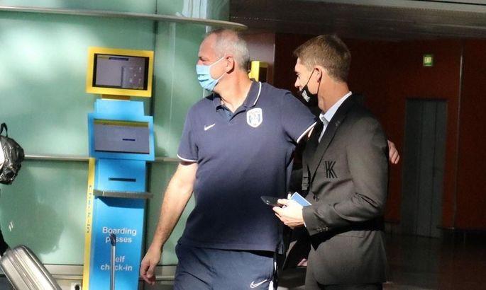 Десна и Колос отправились на матчи ЛЕ, повстречавшись при этом в Борисполе