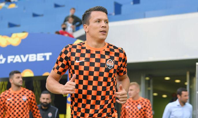 Коноплянка и Коваленко тренировались вне общей группы Шахтера
