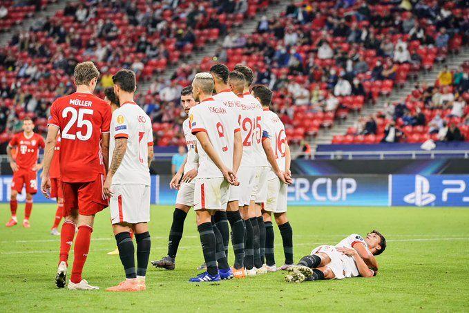 Суперкубок УЕФА. Бавария - Севилья 2:1 (д.в.). Штрих на идеальной картине - изображение 1