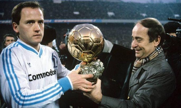 Скорость, которая выиграла Золотой мяч: Игорю Беланову – 60