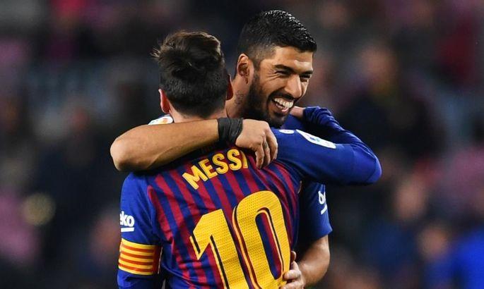 Луис Суарес дал совет Месси по клубу для продолжения карьеры