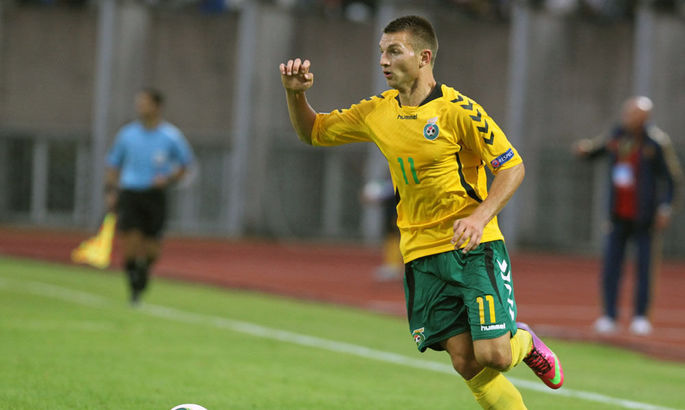 Львов подписал хавбека сборной Литвы