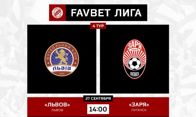 ФК Львов - Заря. Анонс и прогноз матча