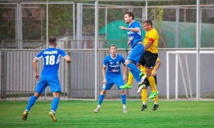 Первая Лига. Кремень удержал победу в матче с Оболонью