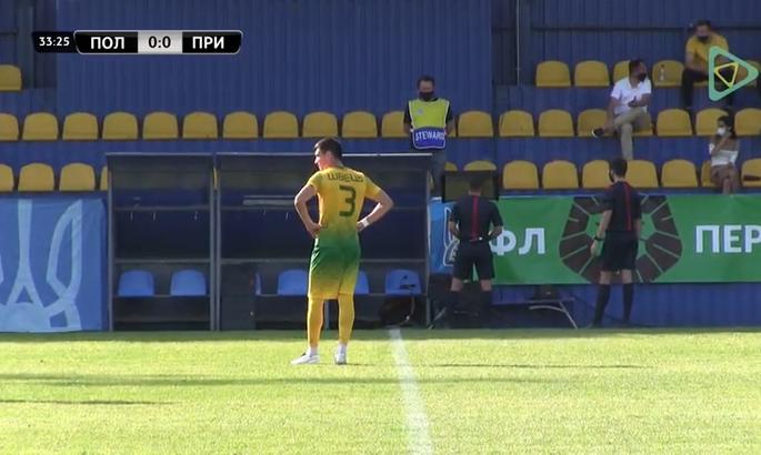 ВАР работает онлайн через YouTube в Первой лиге: Копиевский удалил двоих игроков