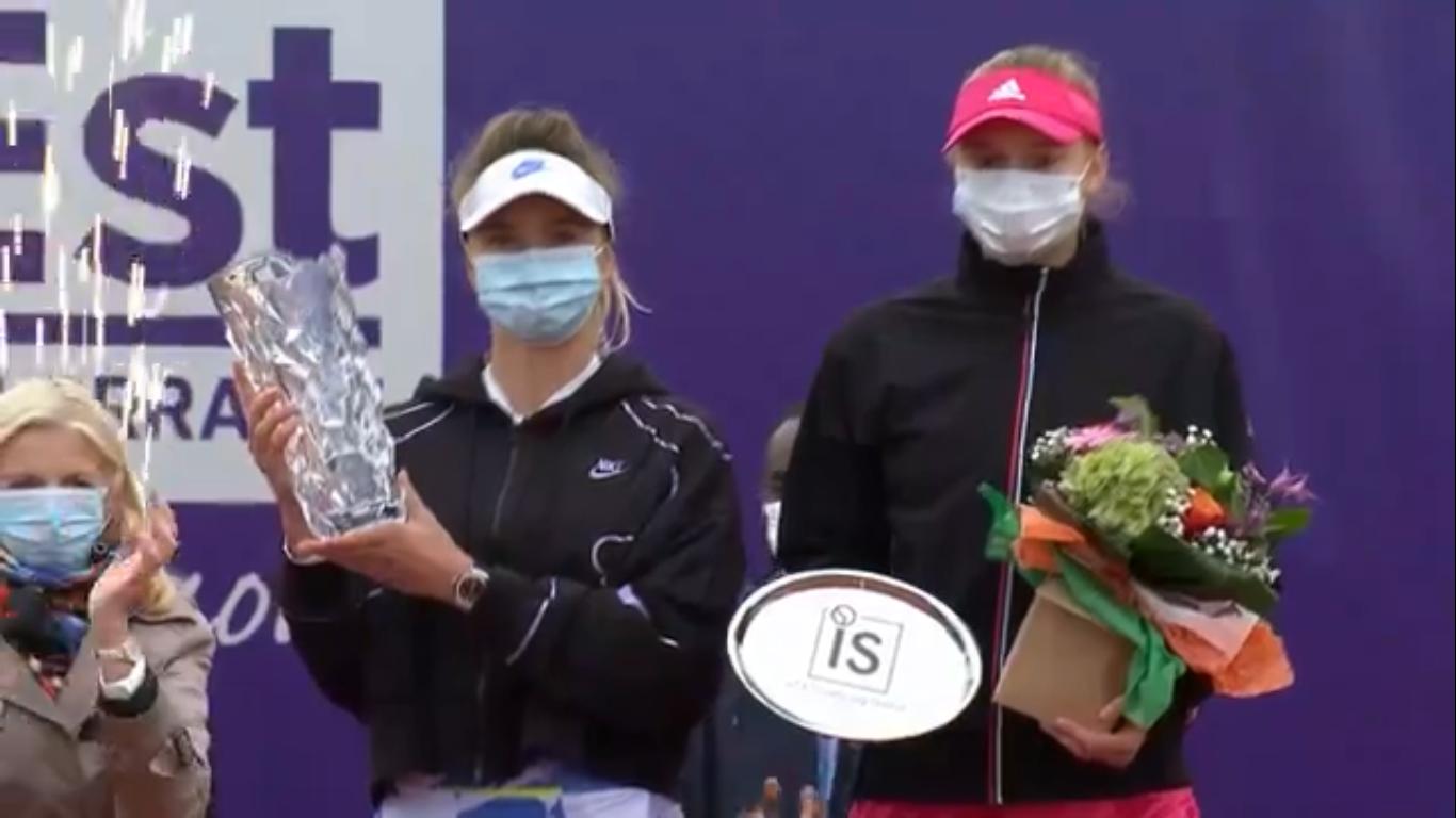 Свитолина побеждает на турнире в Страсбурге и берет титул - изображение 1