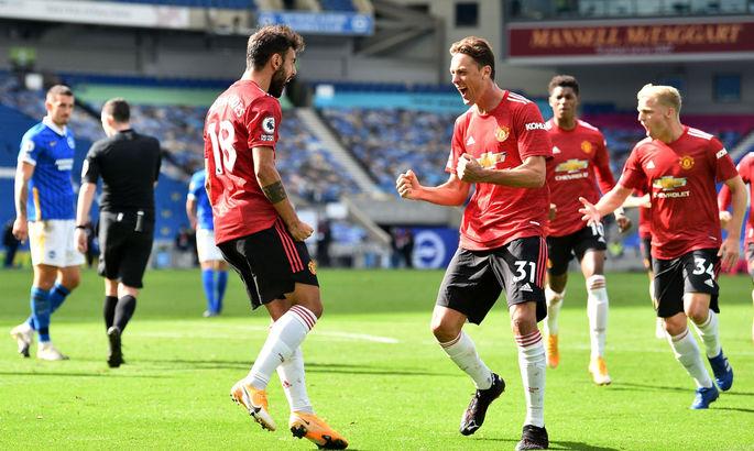 Брайтон - Манчестер Юнайтед 2:3. Обзор матча и видео голов