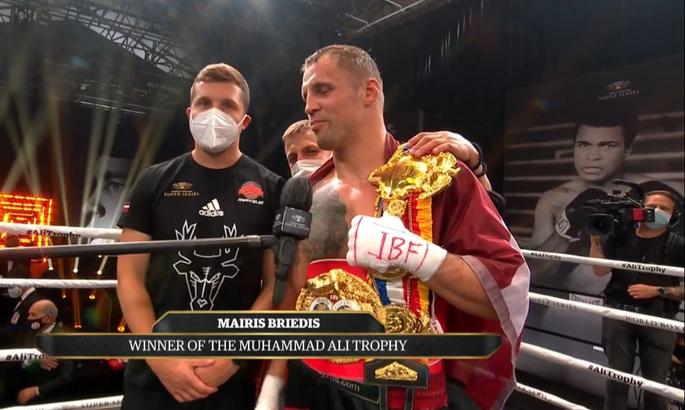 Майріс Брієдіс переміг у фіналі другого сезону Всесвітньої боксерської суперсерії - изображение 1