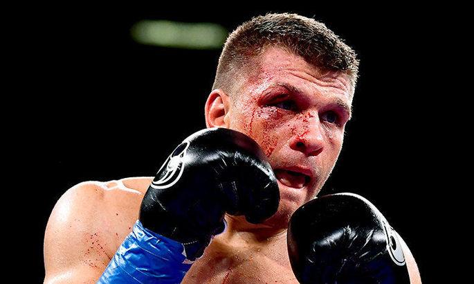 Сергей Деревянченко проиграл третий титульный бой в карьере