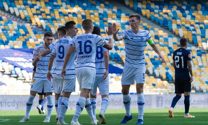 Лідерство Динамо, провал Дніпр-1, характер Реалу. Головні новини за 26 вересня