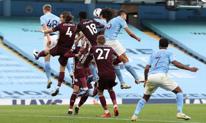 Манчестер Сити - Лестер 2:5. Обзор матча и видео голов