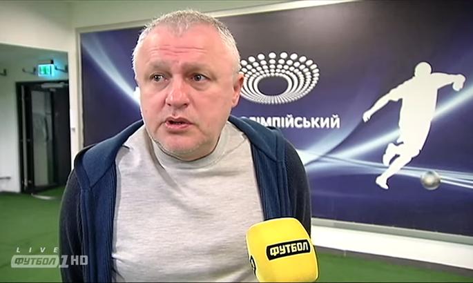 Игорь Суркис оценил работу Луческу и объяснил, как игра Динамо влияет на его курение