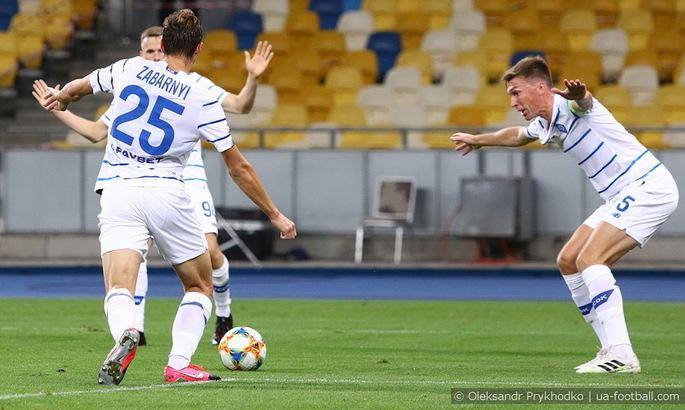 Если Динамо выйдет в группу Лиги чемпионов, ему не хватит одной позиции для посева из второй корзины