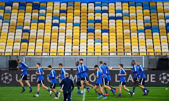 Директор Генту: Динамо - це не команда світового рівня, в футболі все може трапитися