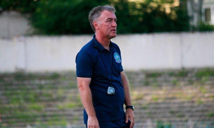 После 4-го подряд поражения в Первой лиге Кристалл остался без главного тренера