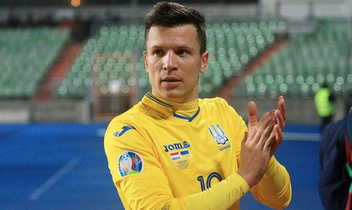 Шевченко довызвал Коноплянку в сборную Украины
