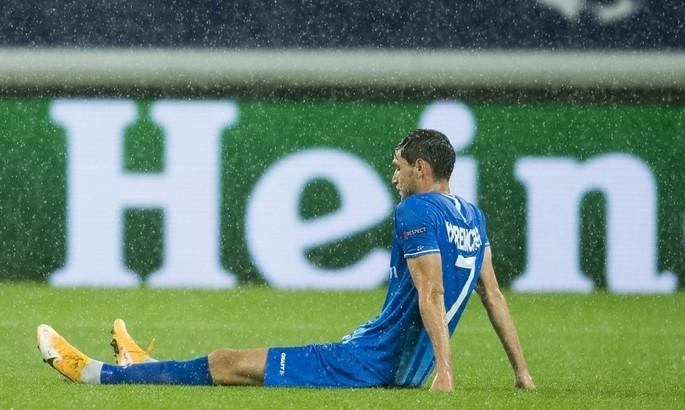 ВИДЕО, как Яремчук заработал пенальти в матче Лиги Жюпиле