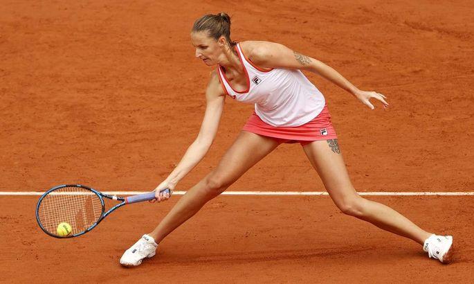 Плишкова выполнила удар месяца в WTA-туре. ВИДЕО