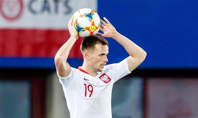 Кендзера попал в расширенный список на ближайшие матчи сборной Польши