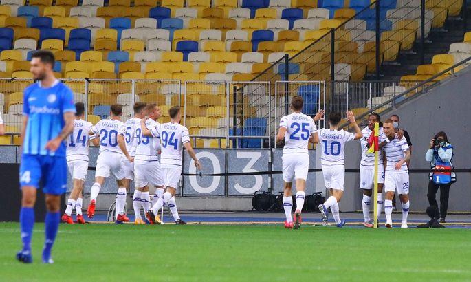 Динамо - Гент 3:0. Відео голів і огляд матчу