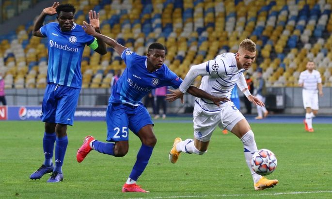 Динамо преодолело квалификацию Лиги чемпионов впервые за 8 лет