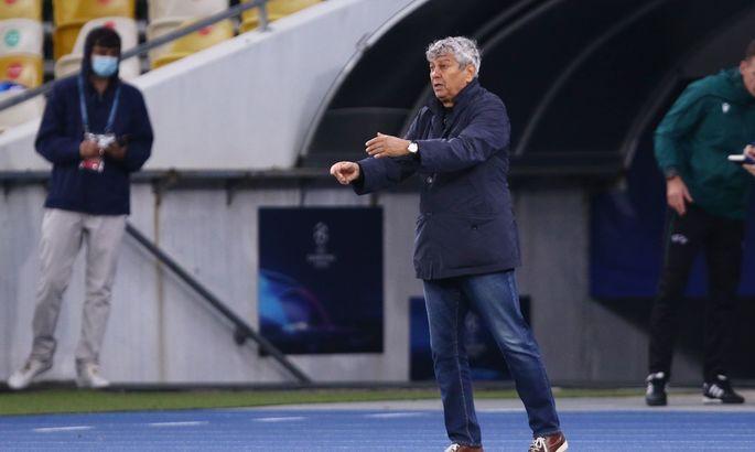За три матча при Луческу Динамо набрало больший еврокоэффициент, чем за весь прошлый сезон