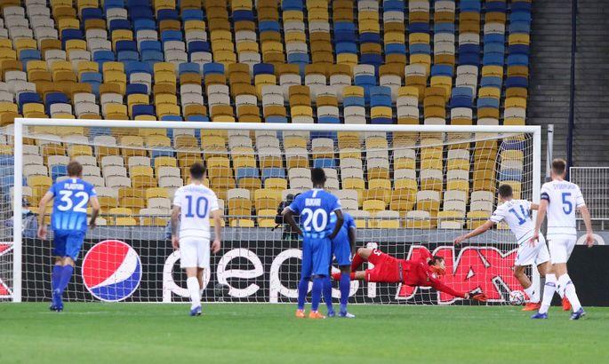 Динамо і Ребров в групі ЛЧ, успіх Моуріньо в Кубку. Головні новини за 29 вересня