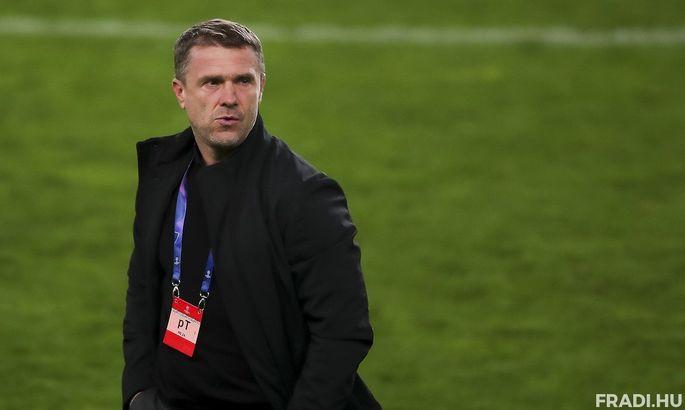 Ребров: С Динамо сразу попадали в группу ЛЧ, а с Ференцварошем пришлось пройти сложные этапы