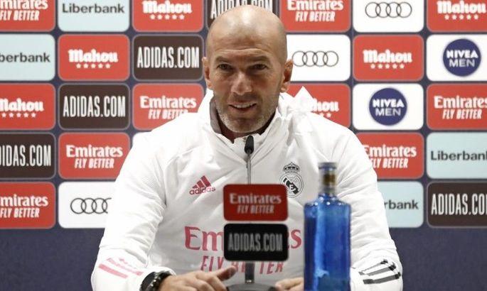 """""""Это Реал, а они еще мальчики"""". Зидан – об игровом времени Винисиуса и Родриго"""