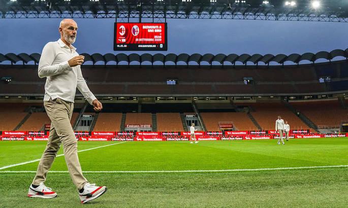 Пиоли: Главная цель Милана - пройти как можно дальше в еврокубках