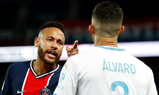 Расизма не было. Неймар и Гонсалес не будут наказаны за матч ПСЖ - Марсель