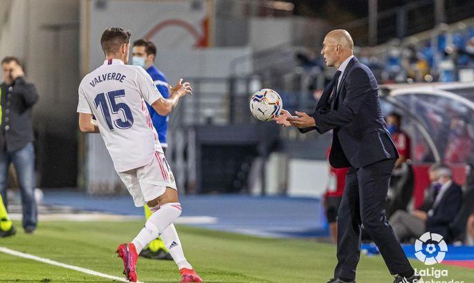 Примера. 4-й тур. Реал - Вальядолид 1:0. Спокойствие или уныние?