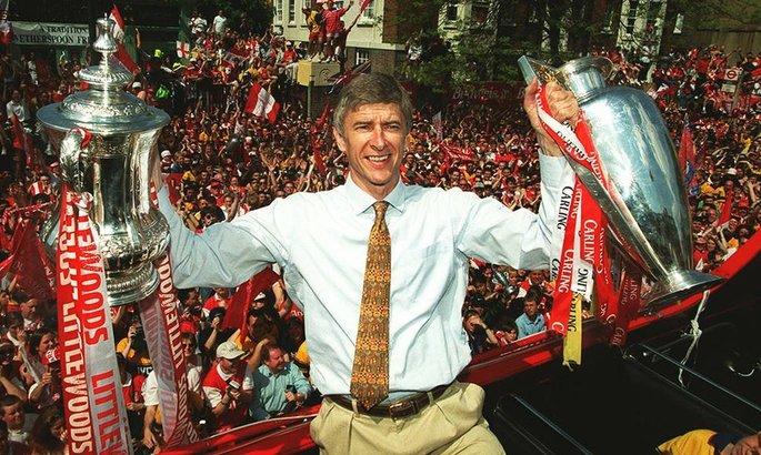 Единственный из непобедимых. 24 года назад Арсен Венгер возглавил Арсенал