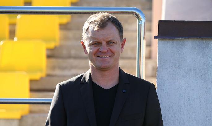 Экс-футболист Андрей Березовчук начал работать в Металле