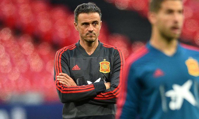 Вновь оригинально: Энрике объявил заявку испанцев на матчи с Португалией, Швейцарией и Украиной