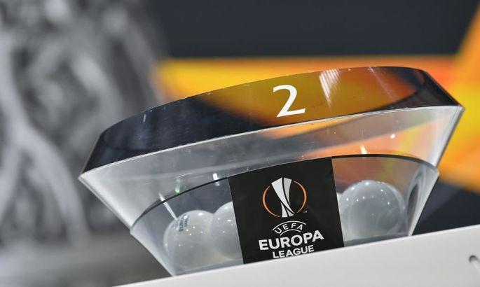 Известны все потенциальные соперники Динамо и Шахтера по 1/8 финала Лиги Европы