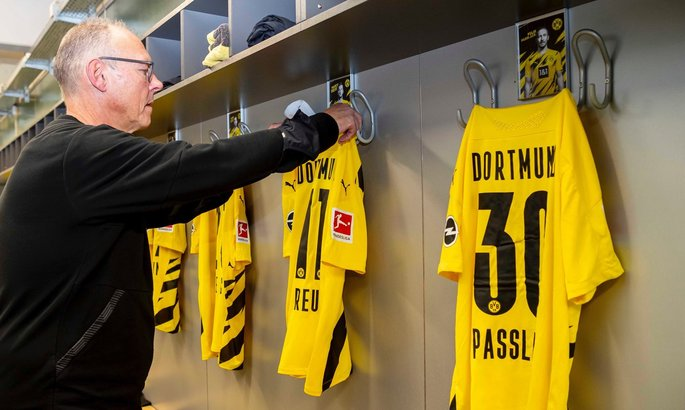 Боруссия Дортмунд - Фрайбург. Смотреть онлайн видеотрансляцию матча Бундеслиги