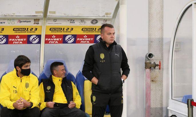 Федык: Кухаревич тренируется с Рухом, а что будет дальше - посмотрим
