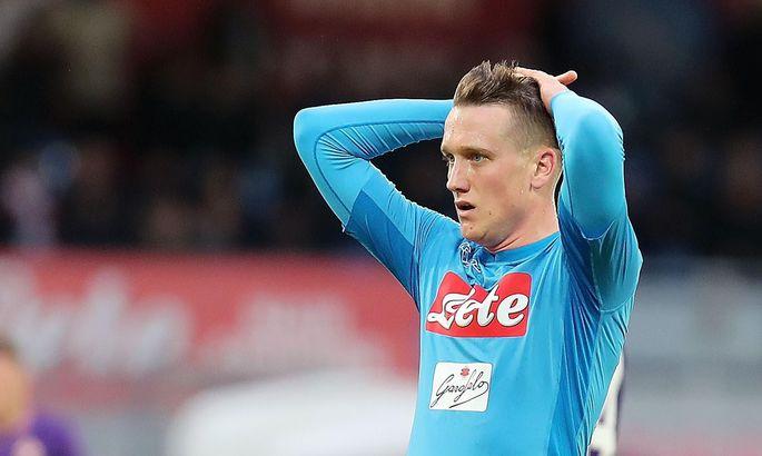 Служба здравоохранения Неаполя не пропустила Наполи на матч с Юве