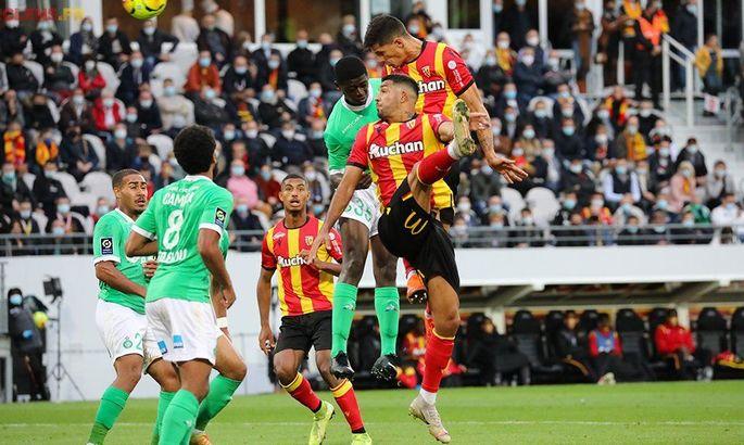 Лига 1. Ницца победила в большинстве, Сент-Этьен закапывает сам себя