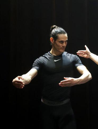 Один из лучших нападающих мира занялся балетом и борется со стереотипами в спорте. ФОТО