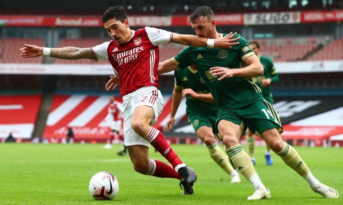 АПЛ. Арсенал вымучил победу над Шеффилд Юнайтед, Вулверхэмптон обыгрывает Фулхэм