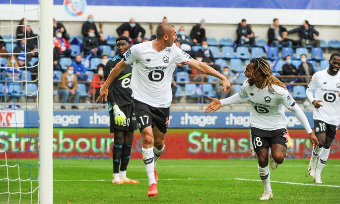 Лига 1. Лилль и Бордо громят, Монако снова разочаровывает
