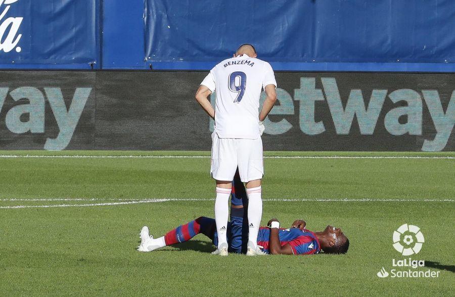 Примера. 5-й тур. Леванте - Реал 0:2. Разные таймы, прогнозированный итог - изображение 1