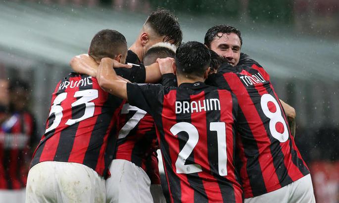Серия А. Милан выполняет задание против Специи