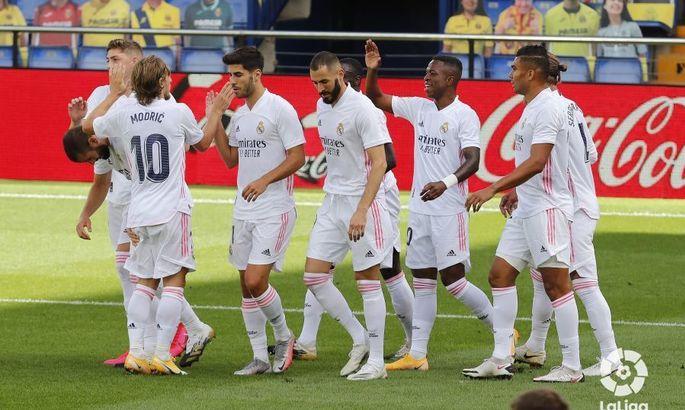 Завдяки класу, але не командному. Леванте - Реал 0:2. Огляд матчу і відео голів