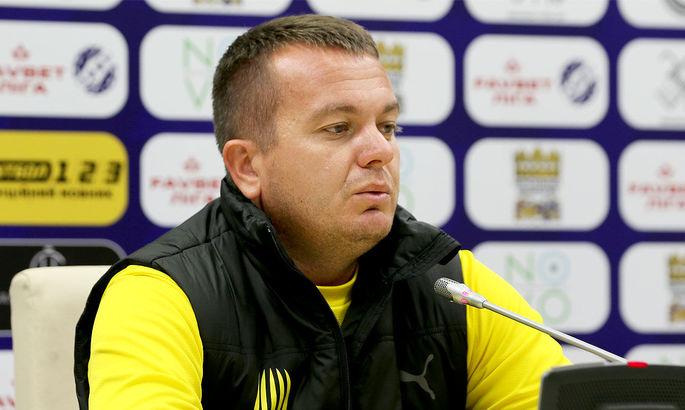 Федык: Динамо создало много моментов у наших ворот, на что мы не смогли ответить